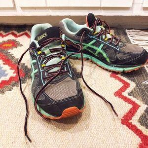 ASICS Trail Running Shoes